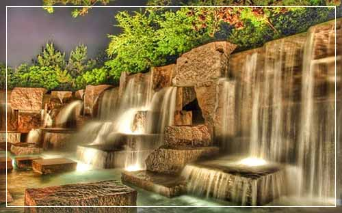 Artistic waterfall wallpapers for Waterfall design definition
