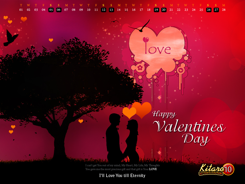 this post we dedicated to saint valentine you can download these awesome and romantic valentines day wallpapers for free so please have a look