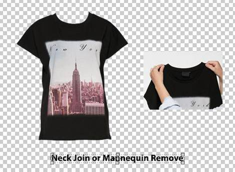 Neck Join or Mannequin Remove